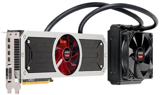 Видеокарта AMD Radeon R9 295X2 готовится на время подешеветь на $500