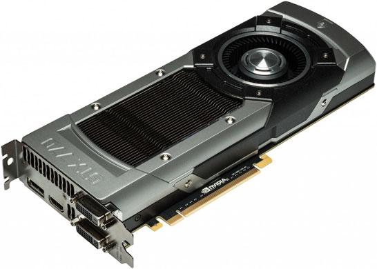 Адаптер NVIDIA GeForce GTX 770, который под давлением AMD Radeon R9 285 станет на $50 дешевле