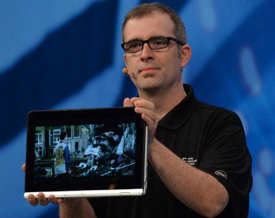 Прототип гибридного ноутбука на Intel Skylake