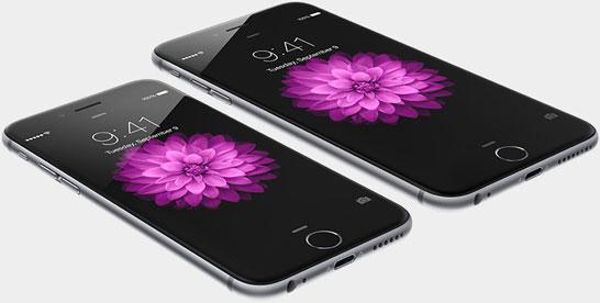 Apple представила новые смартфон и планшетофон