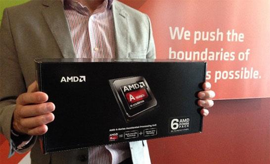 Оптом дешевле: шесть «коробочных» процессоров AMD в одной коробке