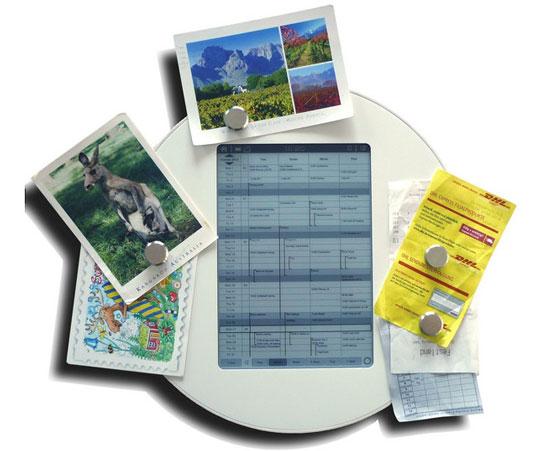 «Умный» календарь с 9,7-дюймовым дисплеем E Ink