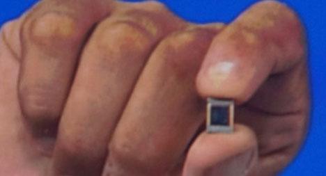 Компьютерный модуль Intel Curie. Вторая версия?