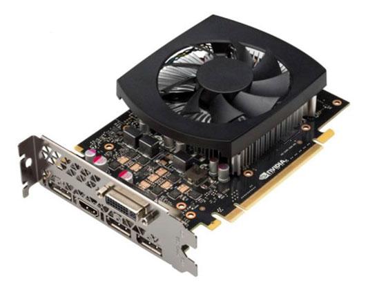 Эталонный дизайн видеокарты NVIDIA GeForce GTX 950