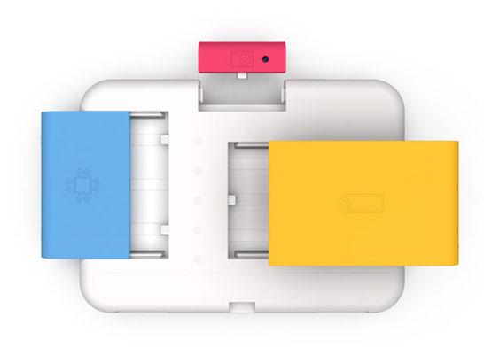 Модульная конструкция ноутбука OLPC XO Infinity