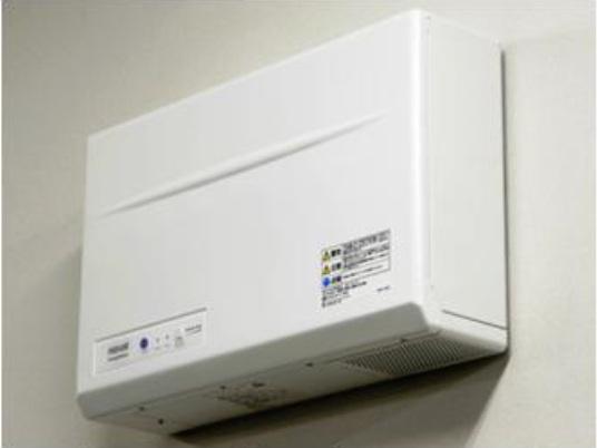 Настенный литиево-ионный аккумулятор Energy Station Type H компании Hitachi Maxell