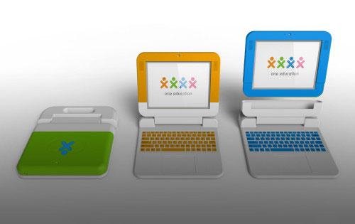 Ученический ноутбук OLPC XO Infinity