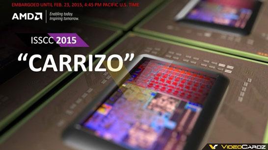 AMD APU Carrizo: заглядываем под крышечку