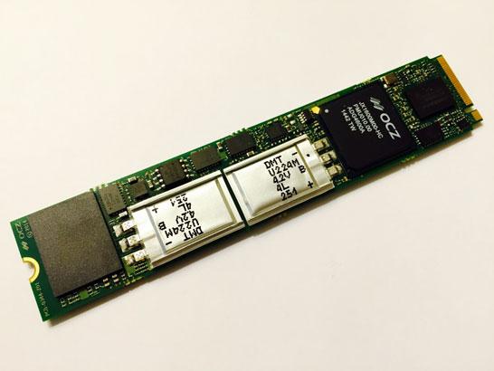 Накопитель на контроллере OCZ JetExpress в формфакторе M.2