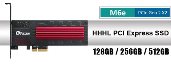 Чёрная редакция SSD M6e (M6e Black)