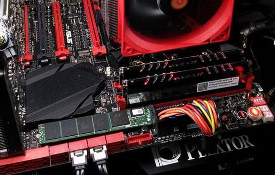 Размеры скорости не помеха (SSD Plextor M7e)