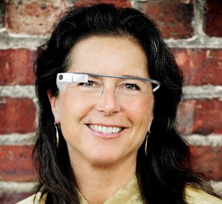 Айви Росс (Ivy Ross). Руководитель группы по разработке проекта Google Glass.