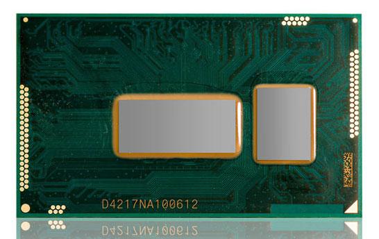 Фотография процессора Broadwell-U с графикой не выше Intel HD 6000