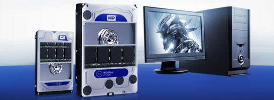 Новые гибридные накопители Western Digital составят конкуренцию SSHD-моделям компании Seagate