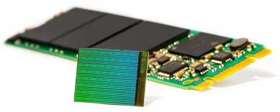 Вертикальные полупроводниковые структуры увеличат ёмкость SSD без значительного повышения стоимости хранения данных