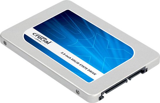 SSD Micron Crucial BX200