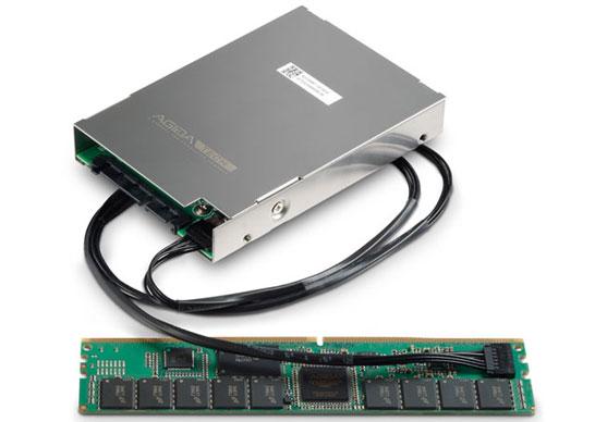 Модуль памяти DDR4 с личным SSD и своей батарейкой