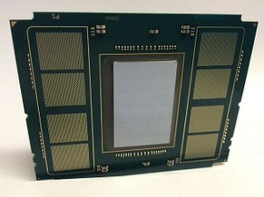 Исполнение Xeon Phi в виде отдельного процессора под собственный разъём