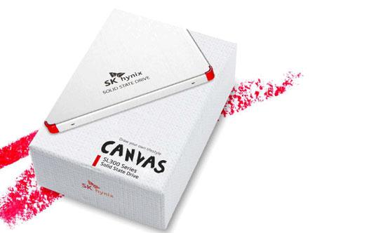 Упаковка SSD SK Hynix серии CANVAS SL300