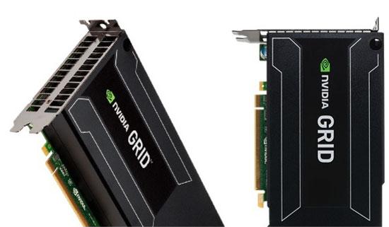 Продукты для экосистемы NVIDIA GRID переходят на архитектуру Maxwell