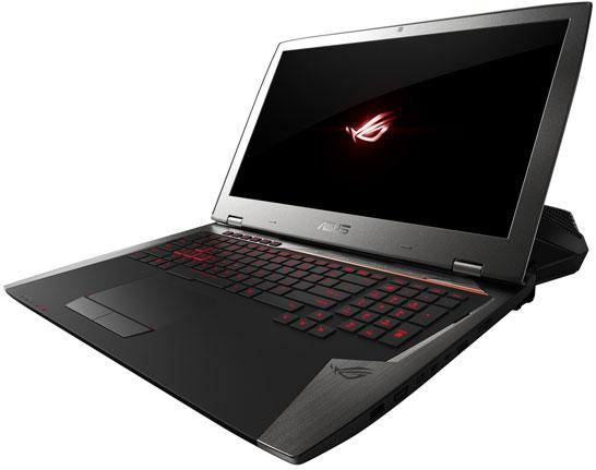 17-дюймовый Ноутбук ASUS ROG GX700...