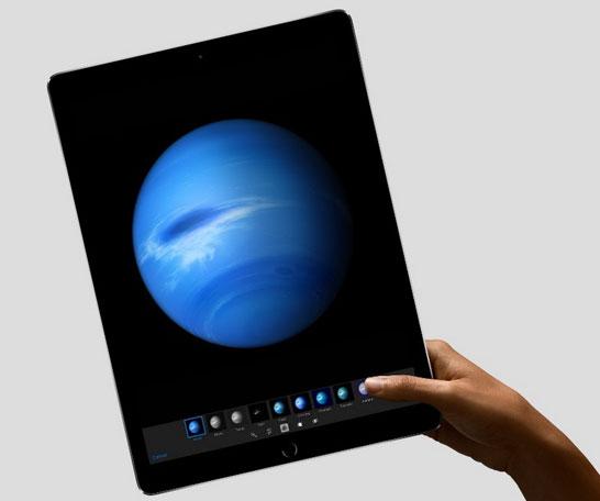 Хорошего должно быть много (13-дюймовый планшет Apple iPad Pro)
