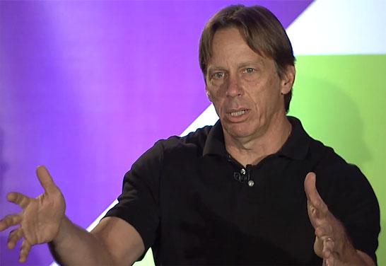 Джим Келлер. Бывший уже главный системный архитектор компании AMD.