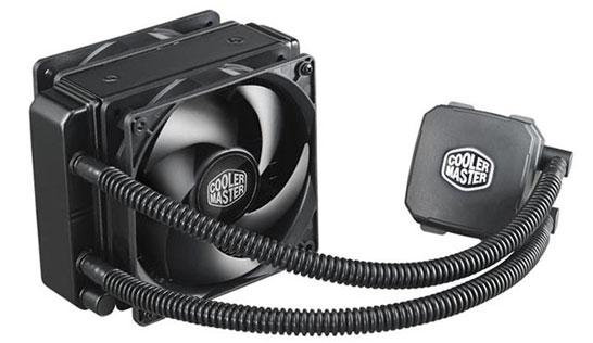Необслуживаемая система жидкостного охлаждения компании Cooler Master