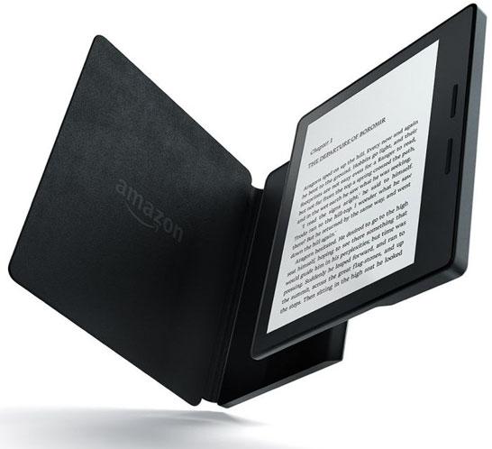 Электронная книга Amazon Kindle Oasis на 6