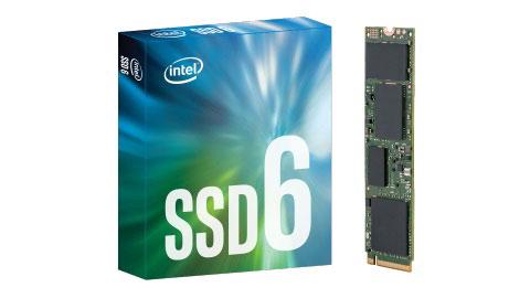 Серия SSD Intel 600p