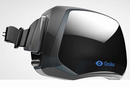 Очки-шлем Oculus Rift