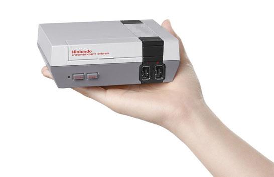 Первая домашняя игровая консоль Nintendo выходит в виде компактной «реплики»