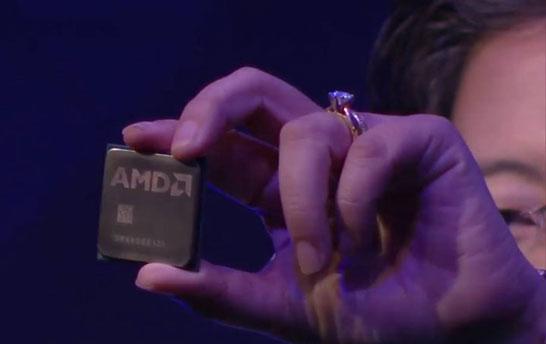 Живая демонстрация инженерного образца процессора AMD Zen на Computex 2016