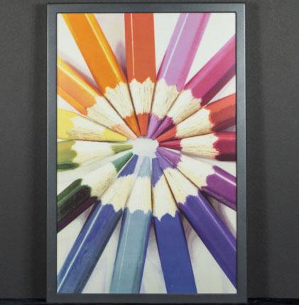 Цветная 20-дюймовая полноцветная электрофоретическая панель E Ink ACeP