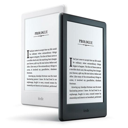 Обновлённая базовая модель электронной книги Amazon Kindle (6-дюймовый дисплей E Ink)
