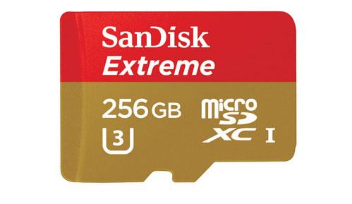 Карта памяти SanDisk Extreme microSDXC UHS-I