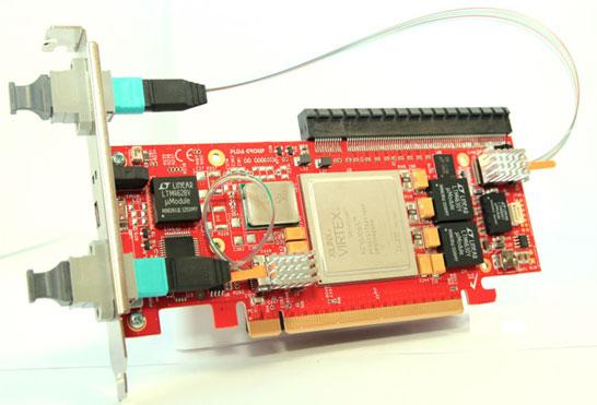 Набор для разработчиков PLDA Gen4SWITCH Platform Development Kit (с шиной PCIe 4.0)