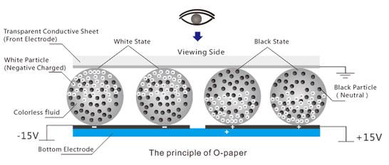 Разработка Guangzhou OED Technologies может оказаться улучшенной технологией E Ink