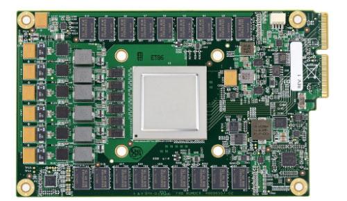 Плата ускорителя Tensor Processing Units (TPU)