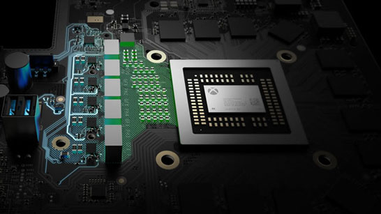 Новый гибридный процессор для консоли Microsoft получит значительно обновлённое видеоядро
