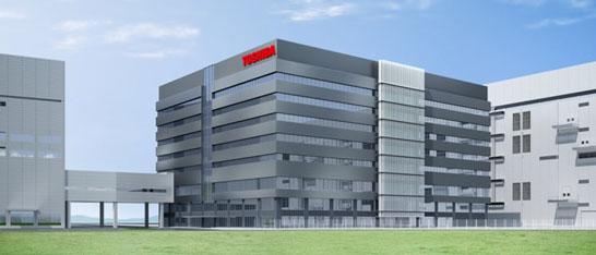 Проект центра по исследованиям Toshiba