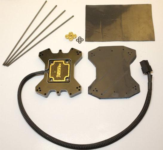 Комплект K ngp n Cooling Inferno Hot Plate Kit
