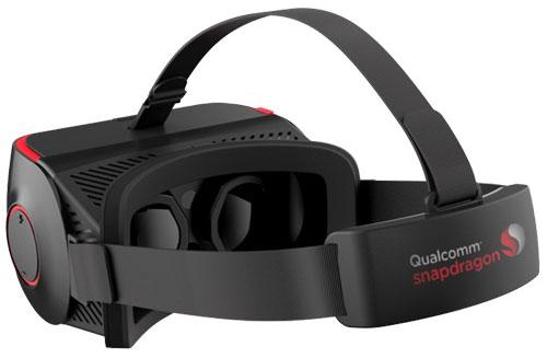 Эталонная автономная VR-гарнитура на платформе Qualcomm Snapdragon  820