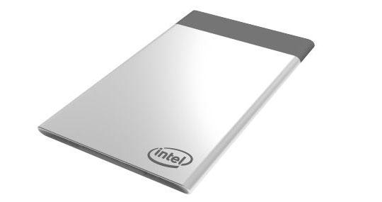 Intel Compute Card. Новый формфактор миниатюрных ПК