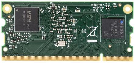 Вычислительный модуль Raspberry Pi 3 в формфакторе SO-DIMM DDR2