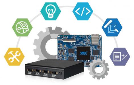 VIA Custom IoT Platform Design Service