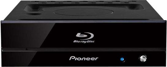 Оптический привод Ultra HD Blu-ray компании Pioneer для ПК