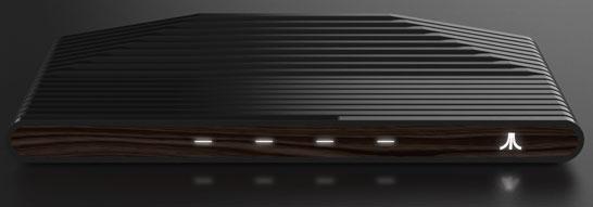 Ataribox в деревянном корпусе