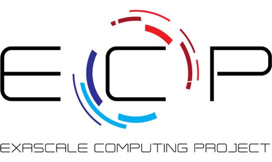Логотип проекта «Exascale Computing Project»