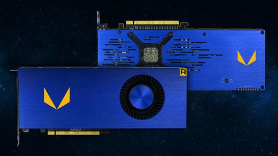 Видеокарта не для игр: AMD Radeon Vega Frontier Edition